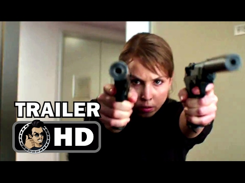 UNLOCKED Official Trailer (2017) Noomi Rapace, Orlando Bloom Action Movie HD