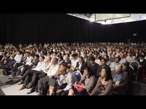 Singapore FinTech Festival 2016 (FinTech Conference)