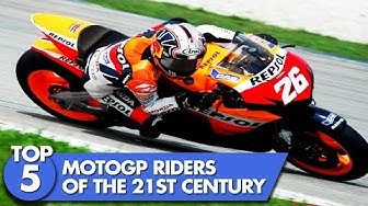 Top 5 MotoGP Riders of the  21st Century