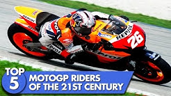 Top 5 MotoGP Riders of the  21st Century