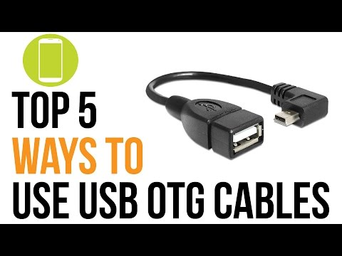 Top 5 Ways to use USB OTG - Android