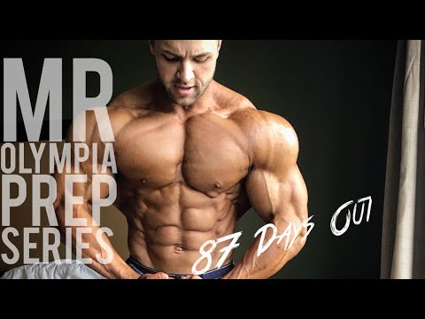 Bodybuilding Road To The Mr Olympia | Regan Grimes | 87 Days Out