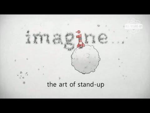 The Art of Stand Up / Искусство стендапа [Часть первая](Русская озвучка)