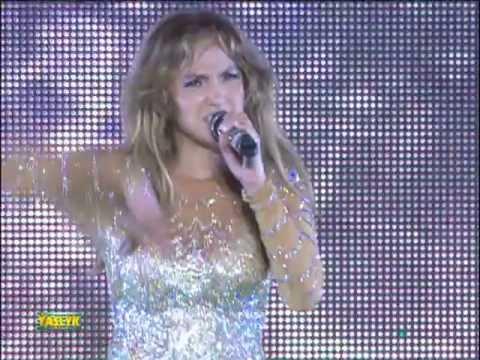 Jennifer Lopez concert in Turkmenistan