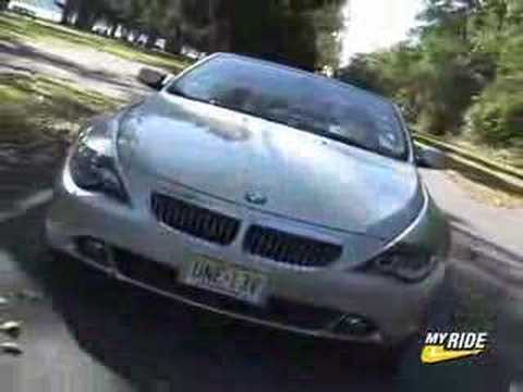 Review 2006 Bmw 650i Convertible