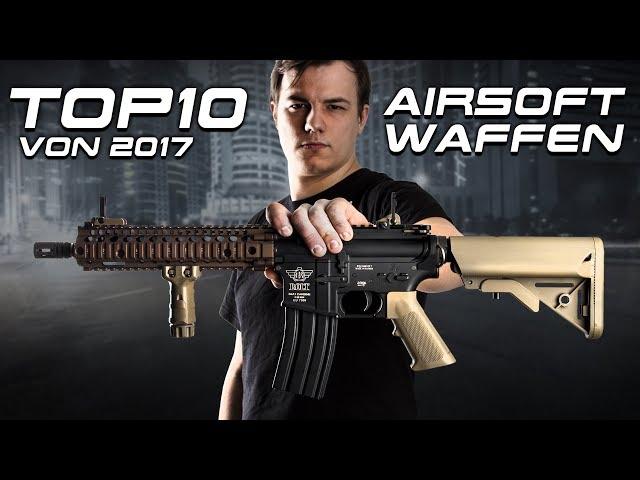 TOP 10 Airsoft Waffen von 2017   Sniper-as.de