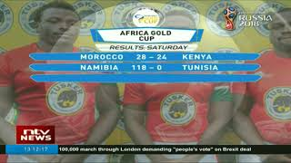 Kenya Simbas beat Africa gold cup hosts Morocco 28-24 in opener