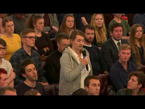 No Confidence in UK Government Debate | Cambridge Union