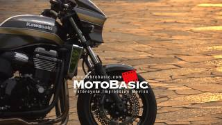 Kawasaki ZRX1200 DAEG TEST RIDE MOVIE カワサキ ZRX1200ダエグ バイク試乗インプレ・レビュー thumbnail