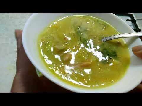 БЫСТРЫЙ  гороховый суп! Не только для диабетиков!