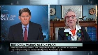 Crown-Indigenous relations minister on long-awaited MMIWG action plan – June 3, 2021