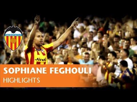 Highlights Sofiane Feghouli