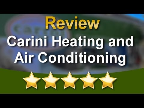Carini Heating and Air Conditioning San Diego Great Five Star Review by Bran...