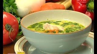 як зробити суп з куркою