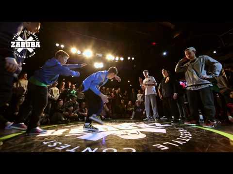 Hip-hop 3vs3 FINAL Explosion Team vs Mind...
