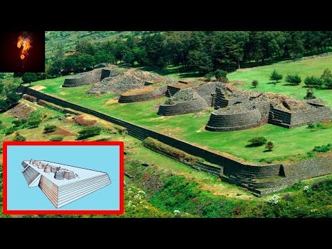 Ancient Ruins Found On Enormous Plateau?