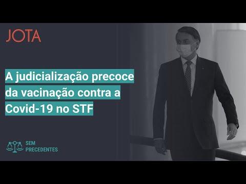 Sem Precedentes, ep 41: A judicialização precoce da vacinação contra a Covid-19 no STF