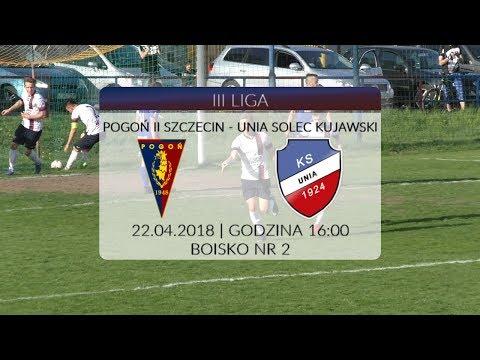 III liga: Pogoń II Szczecin - Unia Solec Kujawski 3:3 (0:2)