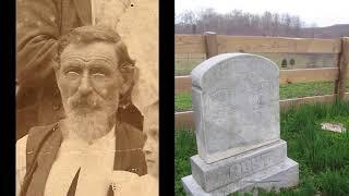 Isaac Newton Hunt & Elizabeth Porter Hunt Farm & Cemetery - March 2016