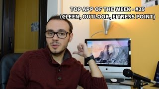 Cleen, Outlook, Fitness Point - Top App Of The Week - #29