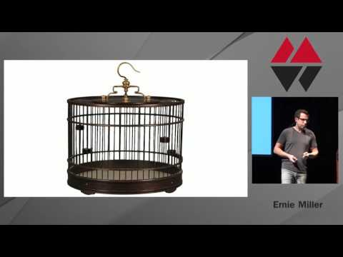 Mountain West Ruby 2016 - How to Build a Skyscraper by Ernie Miller