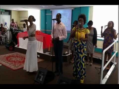 BOLM - Praise & Worship - Blessed Jesus - Blessed Be Your Name -