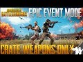 The Most EPIC PUBG War Event Starts Soon! | New Battlegrounds Event Mode Details