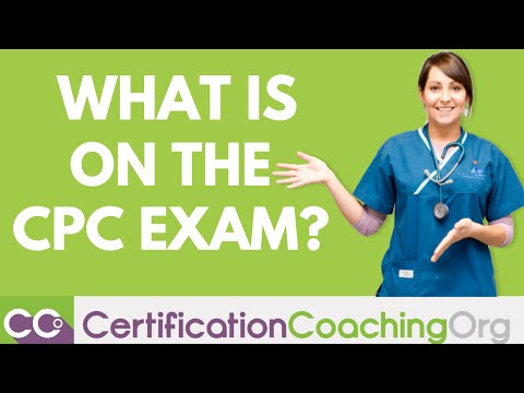 What Is On the CPC Exam? | Advice for RCC Coders