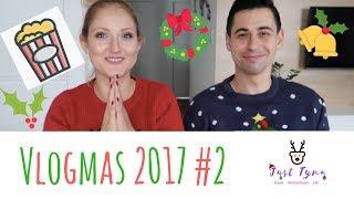 Nasze ulubione filmy  świąteczne na Boże Narodzenie I Vlogmas 2017 I Just Tyna