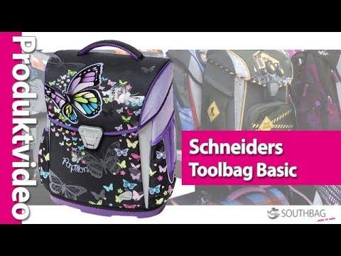 Schneiders Schulranzen Toolbag Basic - Produktvideo - YouTube 2da378862b