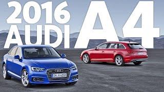 2016 Audi A4 - All Videos