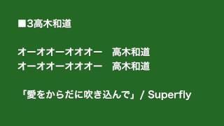 【チャント】2015#3 高木和道 FC岐阜
