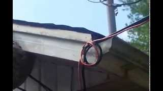 Hornet Bee Nest Removal on Roof Top NJ 732-309-4209