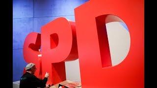 SPD-Parteitag: NRW und Hessen fordern substanzielle Verbesserungen
