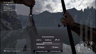 Fishing Planet -Озеро Вайт Мус,Альберта,Канада.