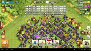 Clash of Clans Town Hall 7 Farming Guide: TH7 Attack Strategy