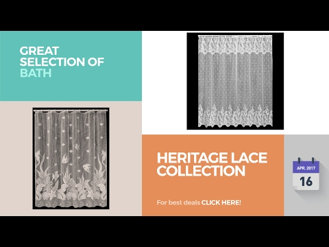 Heritage Lace Collection Great Selection Of Bath Products