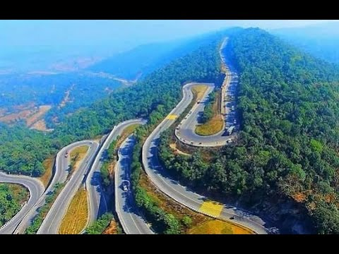 India Most Beautiful Place Patratu Valley Ranchi Jharkhand Youtube