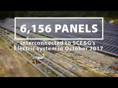 SCE&G's Otarre Solar Park
