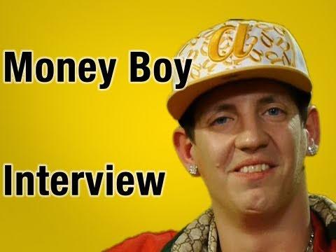 Money Boy: Ich fühle mich verletzt! - Das komplette Interview!