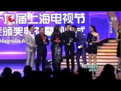 """( Zhang Han) Trương Hàn nhận giải thưởng """"Zui Jia Ren Qi Jiang"""""""