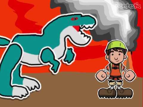 Gorgosaurus vs Edmontosaurus