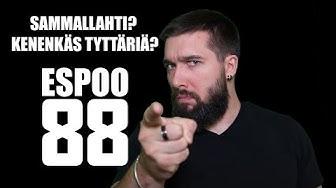 Espoo 88 - Mikä ihmeen Tere? - Kunnallisvaalit 2017