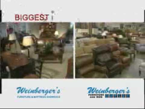 Weinbergers Furniture U0026 Mattress Showcase