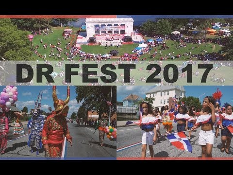 Dominican Festival 2017 | Providence RI | Herb Chambers