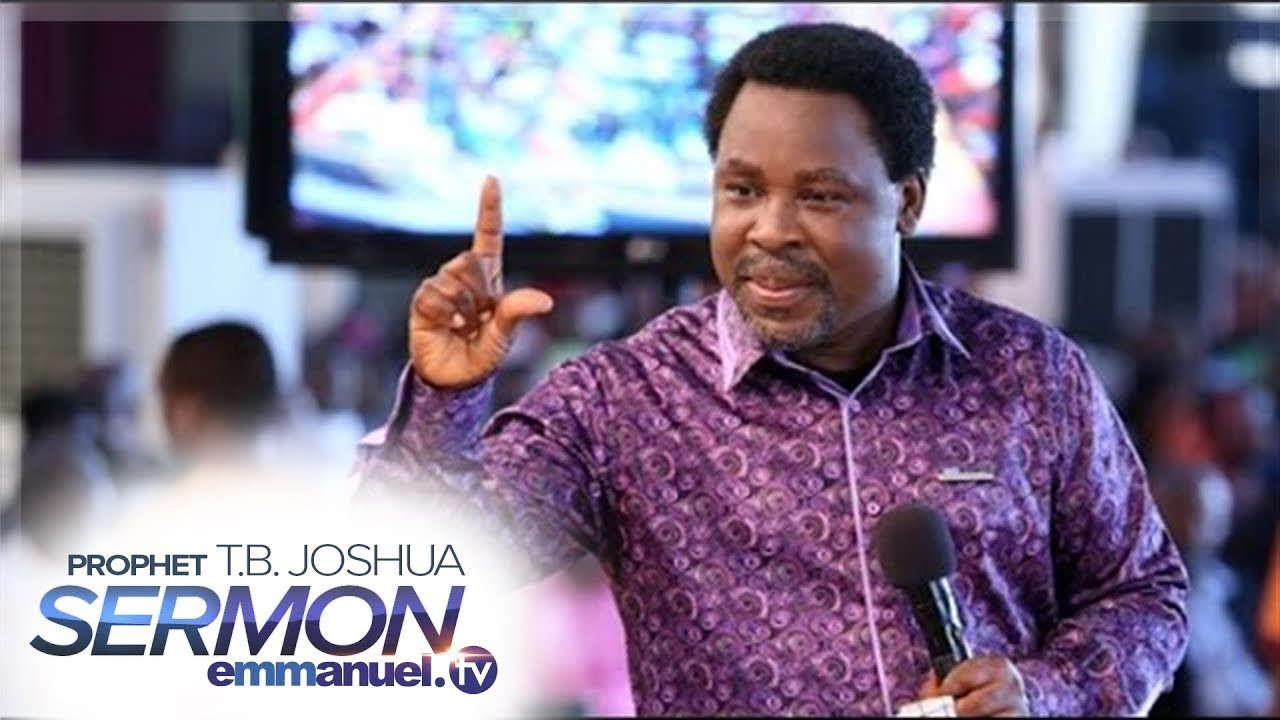 Download Christianity Lies In The Heart By TB Joshua