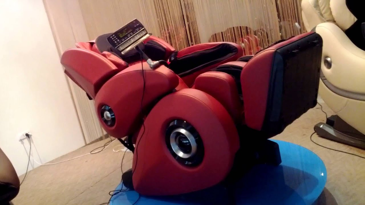Short Video The Ultimate Massage Chair