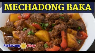 How to Cook Mechadong Baka (Beef Mechado)