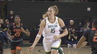 Three Lady Bears Selected In 2020 WNBA Draft