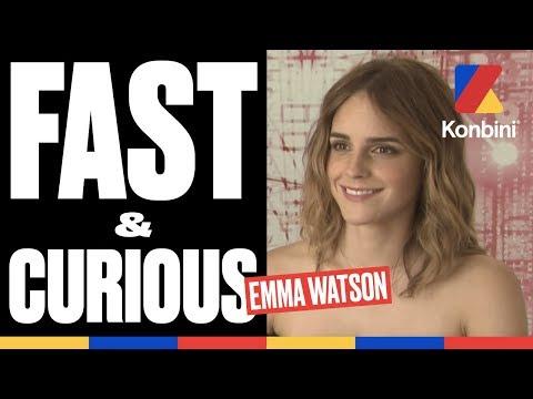 Fast & Curious - L'interview de la géniale d'Emma Watson thumbnail